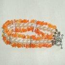 Stones & Pearls bracelet