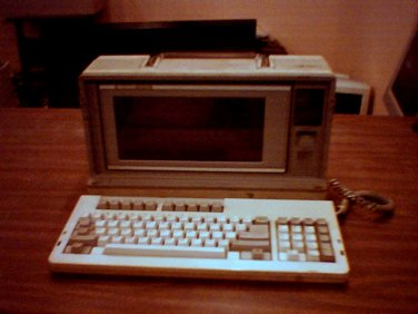 Vintage Sharp PC-7100