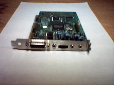 Acer 94362-4 Magic S20 Audio Card with CD ROM Controller