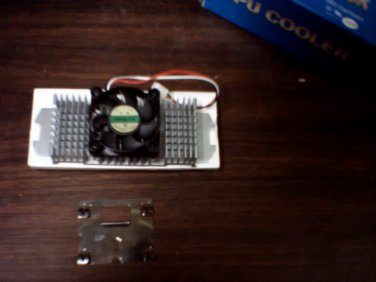 850 Mhz CPU Cooler (Ball Bearing) ( New in Box)