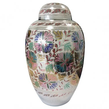 10 Inches Size Dome Top Farnham Adult Memorial Urn For Ashes