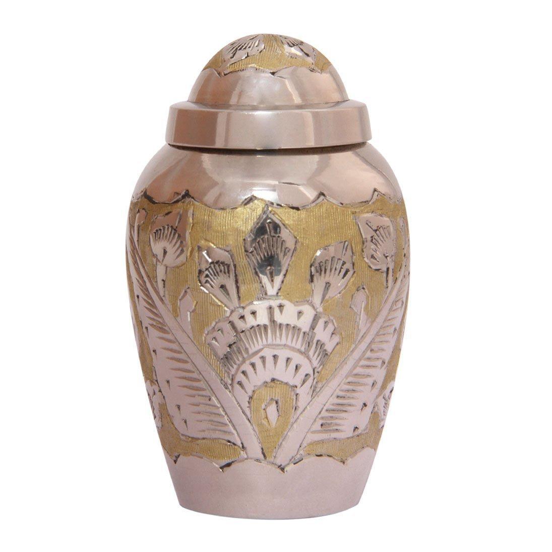 Farnham Devon Small Keepsake Cremation Urn for Ashes, Urns Keepsake, Memorial Urns