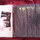 One Size Fits All Grey Ankle Warmers - Handmade Crochet