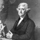 New 11x14 Photo: Thomas Jefferson, Founding Father and U.S. President