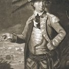 New 5x7 Photo: American Traitor Benedict Arnold, General of the Continental Army