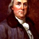 New 4x6 Photo: Portrait of U.S. Founding Father and Statesman Benjamin Franklin