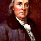 New 5x7 Photo: Portrait of U.S. Founding Father and Statesman Benjamin Franklin