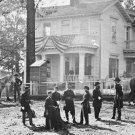 New 5x7 Civil War Photo: Headquarters of CSA General John Bell Hood in Atlanta