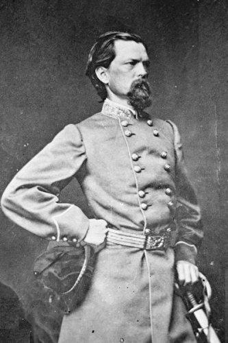 New 5x7 Civil War Photo: CSA Confederate General John Brown Gordon