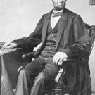 New 5x7 Civil War Photo: President Abraham Lincoln Prior to Gettysburg Address