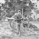 New 5x7 Civil War Photo: Soldier of 22nd New York State Militia, Harpers Ferry