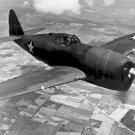 New 5x7 World War II Photo: The Jug - Republic P-47 D Thunderbolt