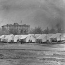 New 5x7 Civil War Photo: Federal Union Camp at Douglas Hospital in Washington
