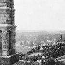 New 5x7 Civil War Photo: Cemetery Hill & Little Round Top, Battle of Gettysburg