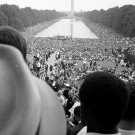 New 5x7 Photo: Martin Luther King's March on Washington, Political Rally in 1963