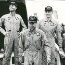 New 5x7 NASA Photo: Apollo 13 Crew on Recovery Ship USS IWO JIMA after Return