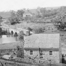 New 5x7 Civil War Photo: East View of Town, Sharpsburg Maryland - Antietam