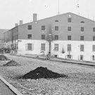 New 5x7 Civil War Photo: Side View of Libby Prison in Richmond, Virginia