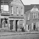 New 5x7 Civil War Photo: Auction House on Whitehall Street in Atlanta, Georgia