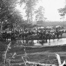 New 5x7 Civil War Photo: Fording Rappahannock for Battle of Cedar Mountain