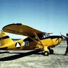 New 5x7 World War II Photo: Airplane at Civil Air Patrol Base in Bar Harbor, ME