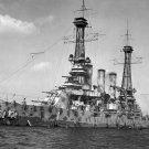 New 5x7 World War I Photo: Battleship USS NEW JERSEY, 1918