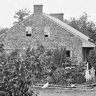 New 5x7 Civil War Photo: HQ of Confederate Gen. Robert E. Lee, Gettysburg