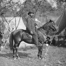 New 5x7 Civil War Photo: Allan Pinkerton at Antietam - Sharpsburg Battlefield