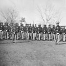New 5x7 Civil War Photo: Company I, 9th Veteran Reserve Corps in Washington