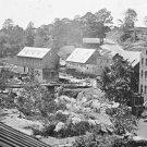 New 5x7 Civil War Photo: Mills on the Appomattox River near Campbell's Bridge