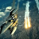 New 5x7 Photo: F-15E Strike Eagle over Afganistan, 391st Fighter Squadron