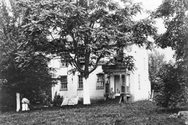 New 5x7 Civil War Photo: Miller House on Hagerstown Pike, Antietam - Sharpsburg