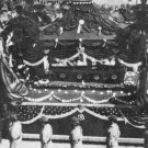 New 5x7 Photo: President Abraham Lincoln Coffin and Catafalque in New York