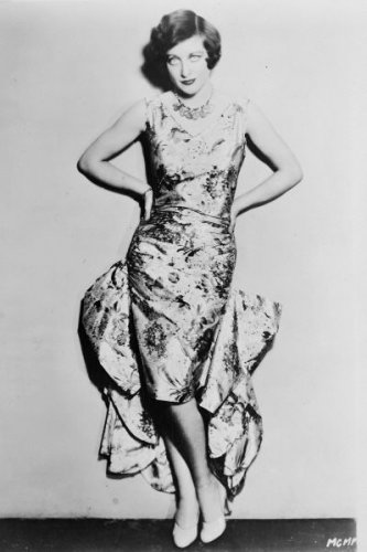 New 5x7 Photo: Movie Star Joan Crawford in 1928