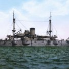 New 5x7 Photo: USS TEXAS, 1st United States Naval Battleship, 1898