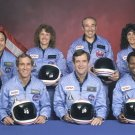 New 5x7 NASA Photo: Final Crew of the Space Shuttle Challenger