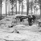 New 5x7 Civil War Photo: Earthworks of Bomb-Proofing in Petersburg, Virginia