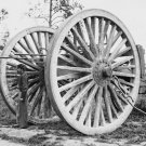 New 5x7 Civil War Photo: Sling Cart at Fort Darling, Drewry's Bluff on the James