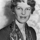 New 5x7 Photo: Women's Aviation Pioneer Amelia Earhart