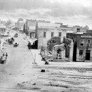 New 5x7 Civil War Photo: 1864 View of Peachtree Street in Atlanta