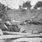 New 5x7 Civil War Photo: Dead from Gen. Richard Ewell's Attack at Spotsylvania
