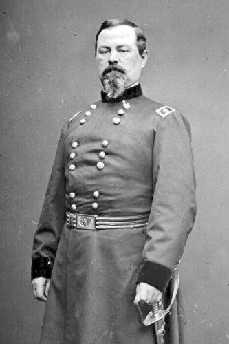 New 5x7 Civil War Photo: Union - Federal General Irwin McDowell