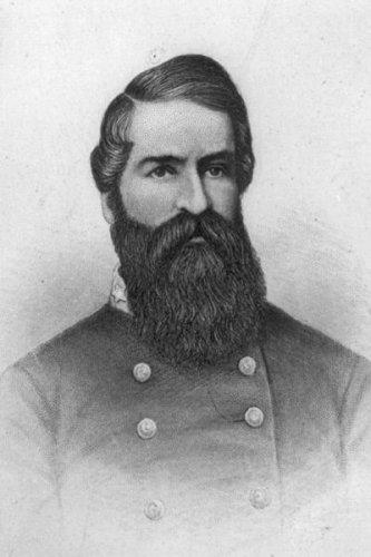 New 5x7 Civil War Photo: CSA Confederate Cavalry General Turner Ashby