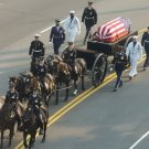 New 5x7 Photo: Funeral Procession of President Ronald Wilson Reagan, 2004