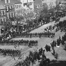 New 5x7 Photo: Funeral Procession of President Abraham Lincoln, Washington D.C.