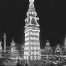 New 5x7 Photo: Night Lights in Luna Park at Coney Island, New York