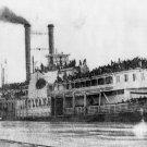 New 5x7 Civil War Photo: Ill-fated Steamboat Sultana at Helena, Arkansas 1865