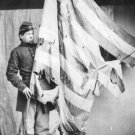 New 5x7 Civil War Photo Flag of the 37th Pennsylvania Infantry