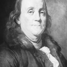 New 5x7 Photo: American Founding Father Benjamin Franklin