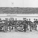 New 5x7 Civil War Photo: Company K of the 2nd New York Artillery, Arlington